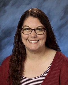5th grade teacher Linda Korum